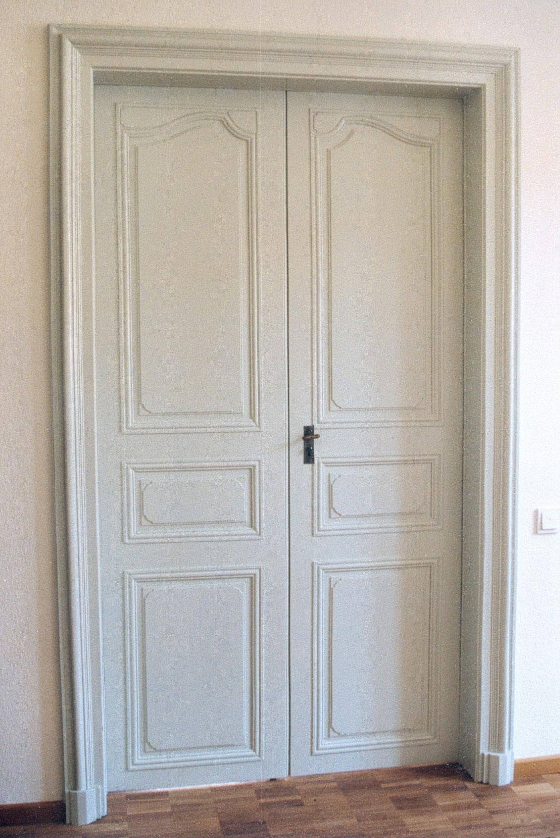 Türen spielen eine wichtige Rolle für die Atmosphäre.